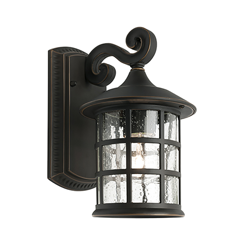 Coventry Exterior Wall Light Small Bronze - IC Lighting