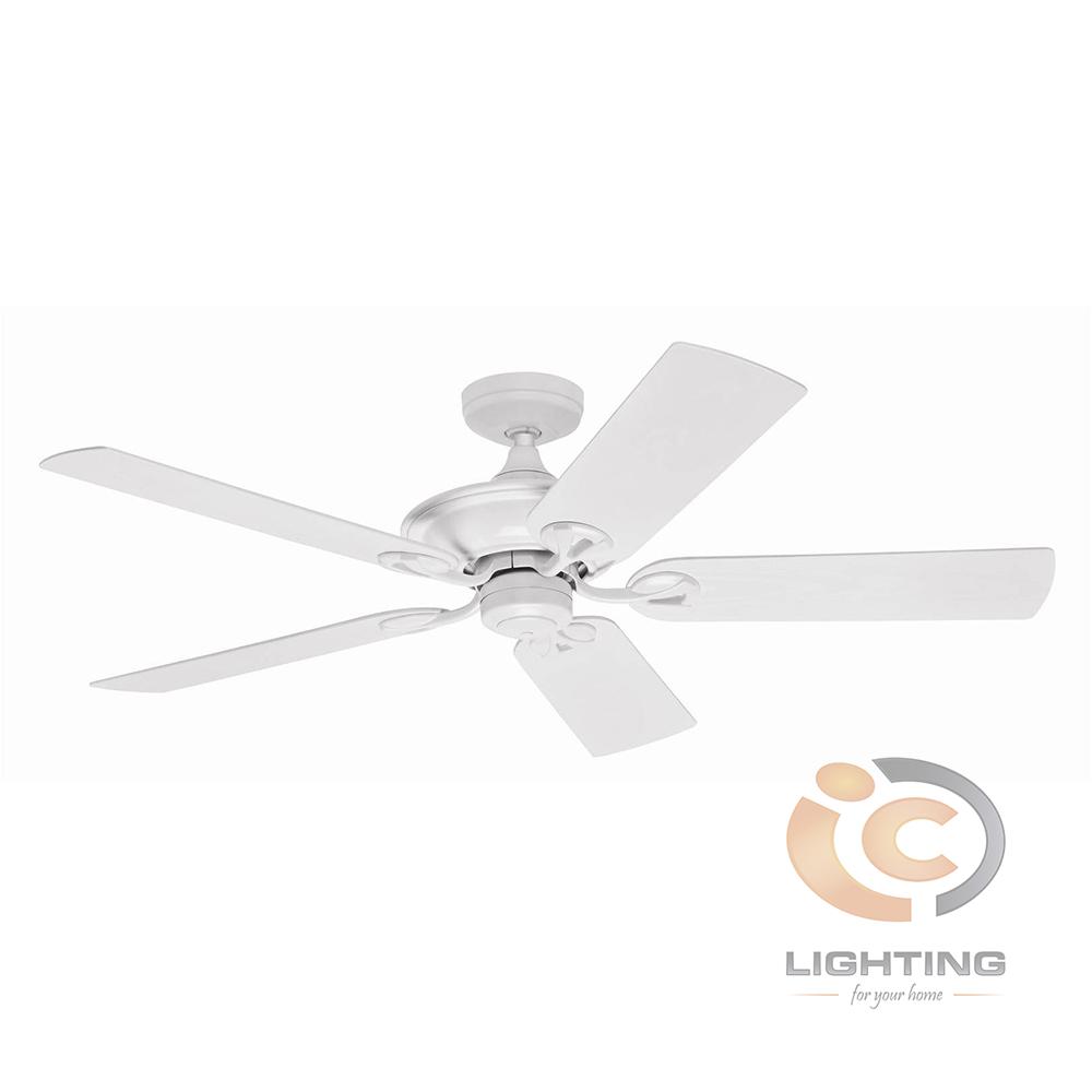 Hunter tribeca 60 ceiling fan ic lighting aloadofball Choice Image