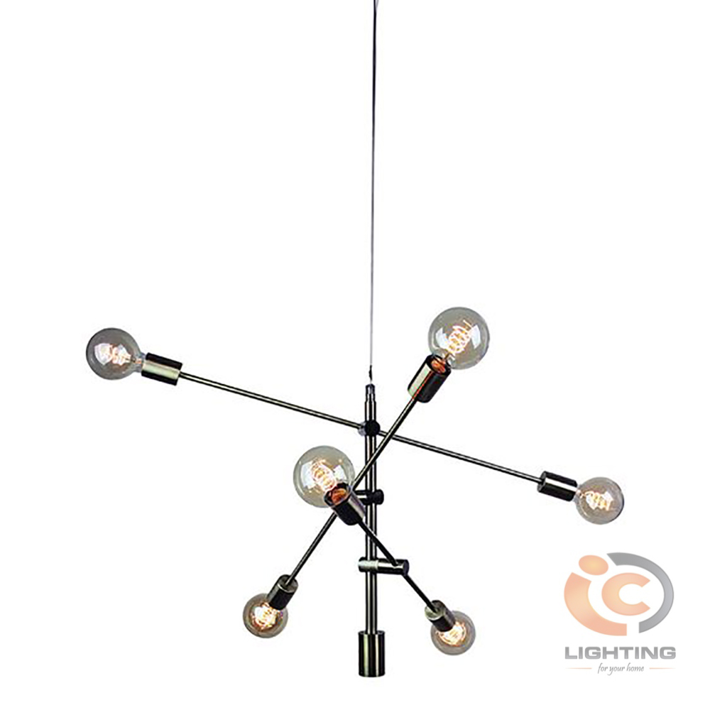 pendant lamp iron geometric interior heron secrets