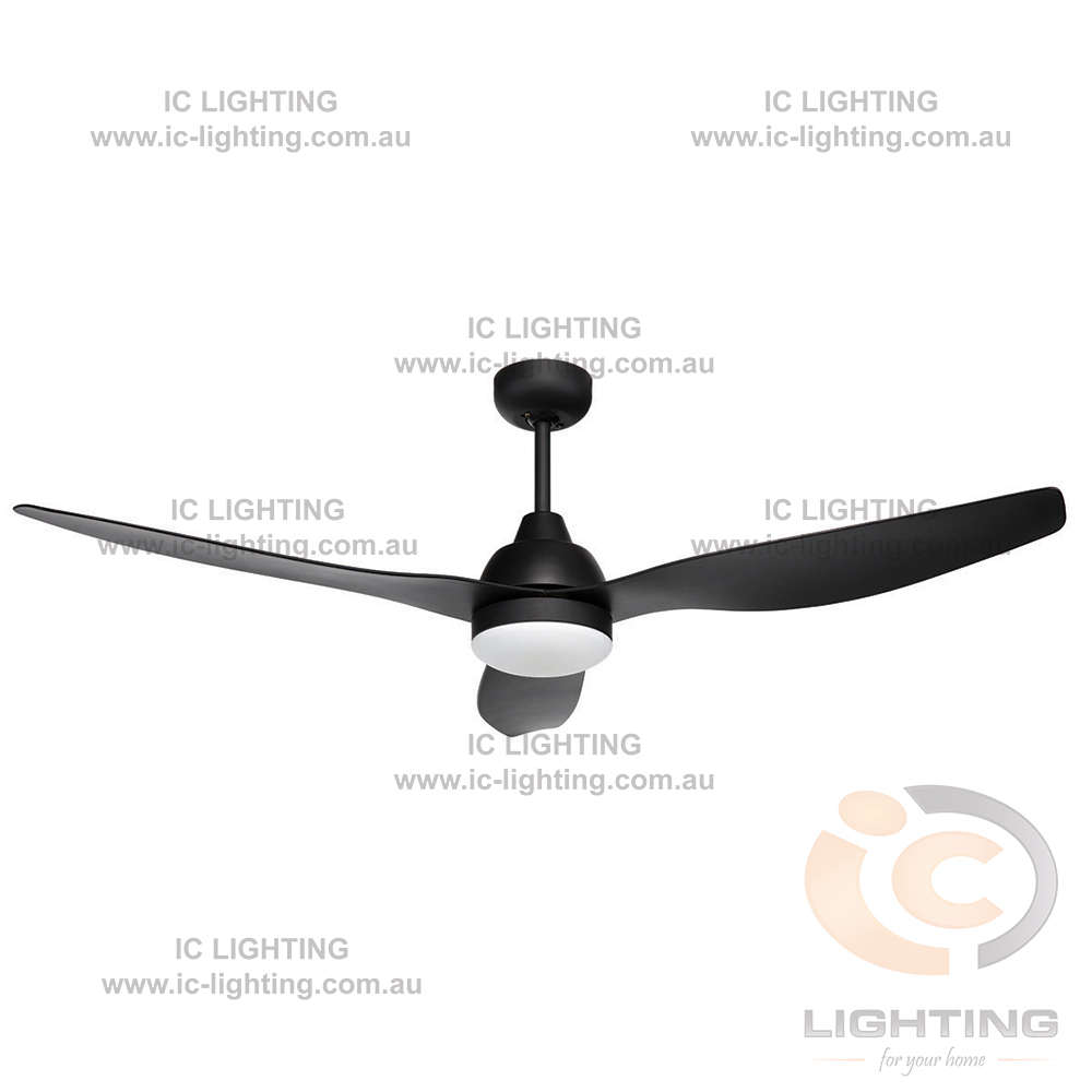 Brilliant Lighting Bahama Dc Ceiling Fan With 18w Led