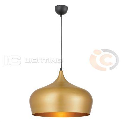 Telbix Polk Gold Pendant Light Range