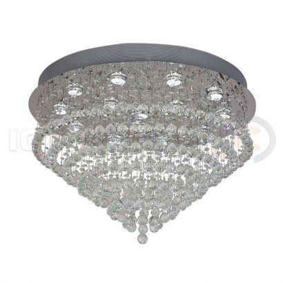 Telbix Savina Glass CTC Pendant Light
