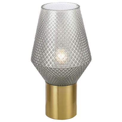 Telbix Rene Glass Table Lamp