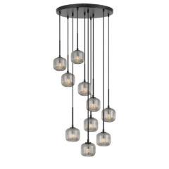 Telbix Bobo 10 Light Pendant Light