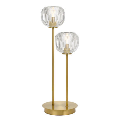 Telbix Zaha 2 Light Table Lamp
